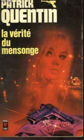 La Verite Du Mensonge - The Man With Two Wives - Couverture - Format classique