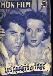 Mon Film N° 449 - Les Amants Du Tage - Couverture - Format classique
