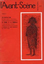 L'AVANT-SCENE - FEMINA-THEATRE N° 225 - EX-NAPOLEON de NINO FRANCK et PAUL GILSON - Couverture - Format classique