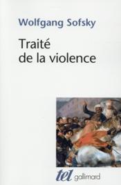 Traité de la violence - Couverture - Format classique