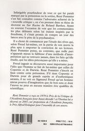 Sigmund est fou et Freud a tout faux - 4ème de couverture - Format classique