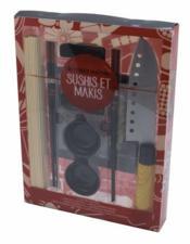 Devenez maître sushi et makis (édition 2017) - Couverture - Format classique