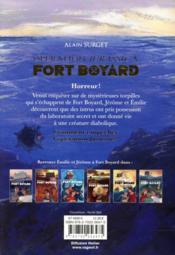 Opération Jurassic à Fort Boyard - 4ème de couverture - Format classique