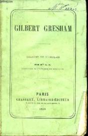 Gilbert Gresham - Couverture - Format classique