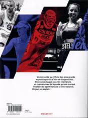 L'Equipe ; 1 jour, 1 exploit ; 365 événements sportifs remarquables - 4ème de couverture - Format classique