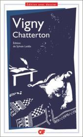 Chatterton - Couverture - Format classique