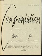 Confrontation t1 - Couverture - Format classique