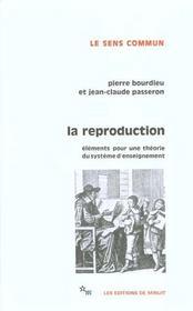 Reproduction - Intérieur - Format classique