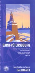 Saint-Petersbourg - Couverture - Format classique