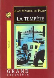 La Tempete - Intérieur - Format classique