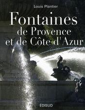 Fontaines de Provence et de Côte d'Azur - Intérieur - Format classique