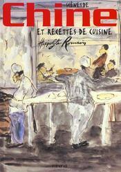 Scenes De Chine Et Recettes De Cuisine - Intérieur - Format classique