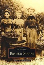Bry-sur-Marne - Couverture - Format classique