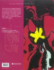 Partition A Quatre Mains - 4ème de couverture - Format classique