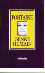 Genre Humain - Couverture - Format classique