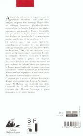 Japon pluriel t.4 - 4ème de couverture - Format classique