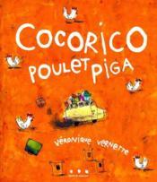 Cocorico poulet piga - Couverture - Format classique