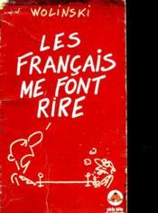Les Francais Me Font Rire - Couverture - Format classique