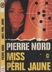 Miss Péril jaune - Couverture - Format classique