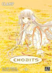 Chobits t.3 ; t.5 et t.6 - Couverture - Format classique