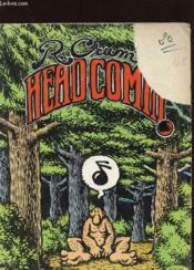 Head Comix N°1 - Couverture - Format classique