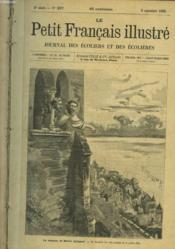 Le Petit Francais Illustre. Journal Des Ecoliers Et Des Ecolieres. Du N°237 Du 9 Septembre 1893 Au N° 253 Du 30 Decembre 1893. + Supplements. - Couverture - Format classique