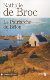 Le patriarche du Bélon - Couverture - Format classique