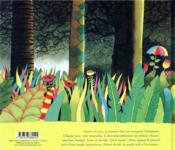Ernest l'éléphant - 4ème de couverture - Format classique