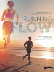 Running flow : immersion mentale pour une course optimale - Couverture - Format classique