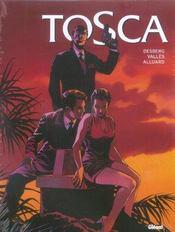 Tosca ; coffret t.1 à t.3 - Intérieur - Format classique
