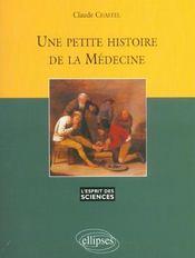 Une Petite Histoire De La Medecine No23 - Intérieur - Format classique