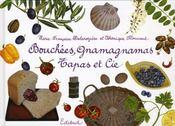 Bouchées, gnamagnamas, tapas et cie - Intérieur - Format classique