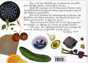 Bouchées, gnamagnamas, tapas et cie - 4ème de couverture - Format classique