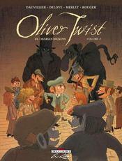 Oliver Twist, de Charles Dickens T.2 - Intérieur - Format classique