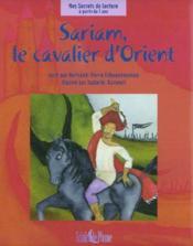 Sariam le cavalier d'orient - Couverture - Format classique