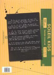 Troidee T.1 ; Des Crottes De Nez En Perspective - 4ème de couverture - Format classique