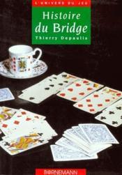 Histoire du bridge - Couverture - Format classique