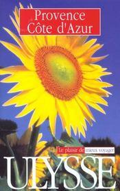 Provence Cote D'Azur 2001 - Intérieur - Format classique
