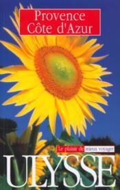 Provence Cote D'Azur 2001 - Couverture - Format classique
