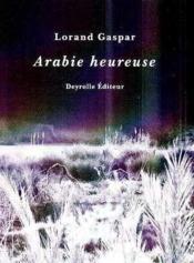 Arabie Heureuse - Couverture - Format classique