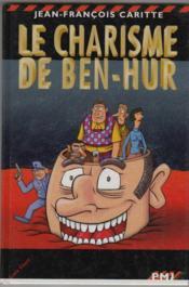 Le charisme de Ben-Hur - Couverture - Format classique