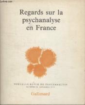 Collection Nouvelle Revue De Psychanalyse N° 20. Regards Sur La Psychanalyse En France. - Couverture - Format classique