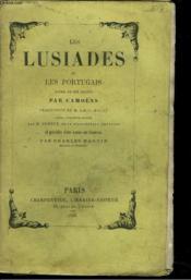 LES LUSIADES ou LES PORTUGAIS. POEME EN DIX CHANTS. - Couverture - Format classique