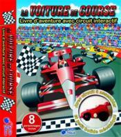 La voiture de course - Couverture - Format classique