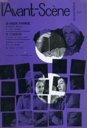L'AVANT-SCENE - FEMINA-THEATRE N° 227 - UN GARCON D'HONNEUR d'ANTOINE BLONDIN et PAUL GUIMARD - Couverture - Format classique