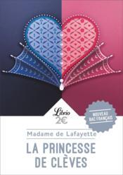 La princesse de Clèves - Couverture - Format classique