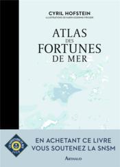 Atlas des fortunes de mer - Couverture - Format classique