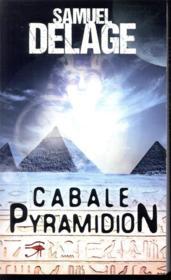 Cabale pyramidion - Couverture - Format classique