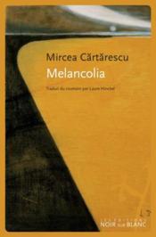 Melancolia - Couverture - Format classique