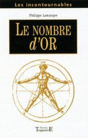 Nombre D'Or - Intérieur - Format classique